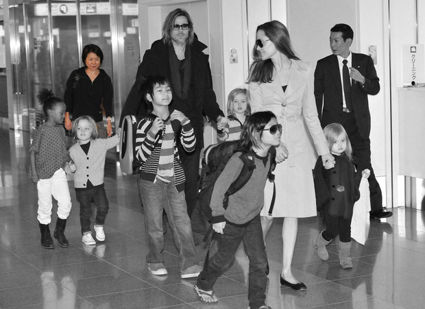 Cuộc hôn nhân Brad Pitt và Angelina Jolie: Ngôn tình đấy nhưng không thiếu chiêu trò để PR tên tuổi - Ảnh 3.