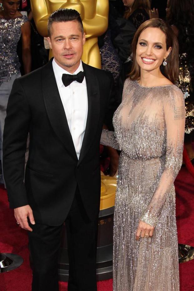 Angelina Jolie - Brad Pitt đã tái hợp, xúc động khóc òa và ôm chầm lấy nhau khi gặp mặt - Ảnh 2.