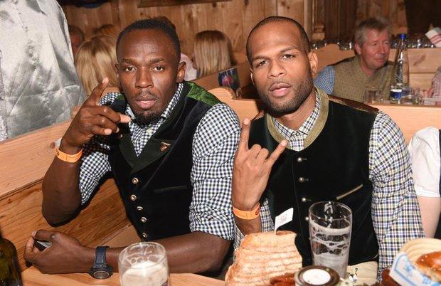 Sau bữa tiệc thâu đêm với Usain Bolt, VĐV Anh thiệt mạng vì tai nạn - Ảnh 2.