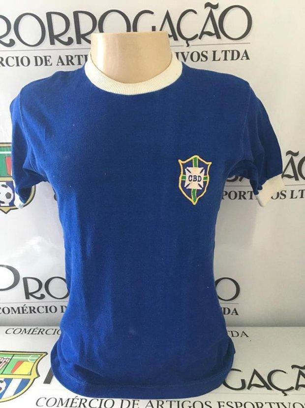 10 chiếc áo bóng đá có mức giá ngất ngưởng trên chợ eBay - Ảnh 10.