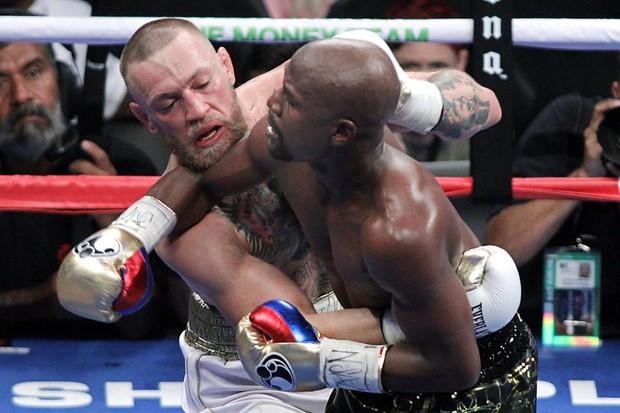 Chưa ngán đòn, McGregor đòi tái đấu Mayweather - Ảnh 2.