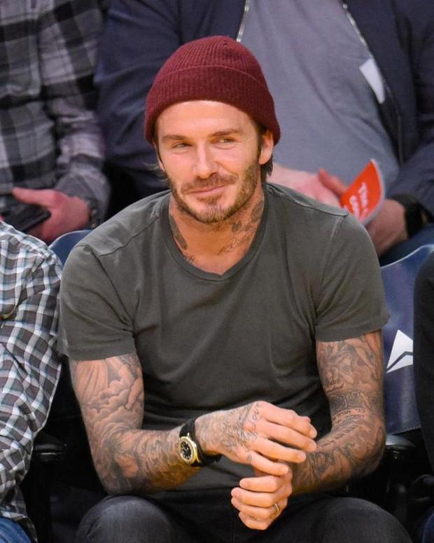 Bị cắt hợp đồng, Beckham mất đứt 20 triệu bảng - Ảnh 1.
