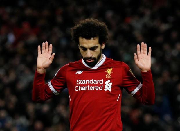 Cử chỉ đẹp của Salah sau khi phá lưới Chelsea - Ảnh 2.