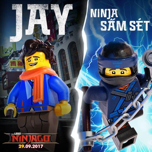 Tất tần tật về các nhân vật Ninja bá đạo trong The LEGO Ninjago Movie - Ảnh 9.