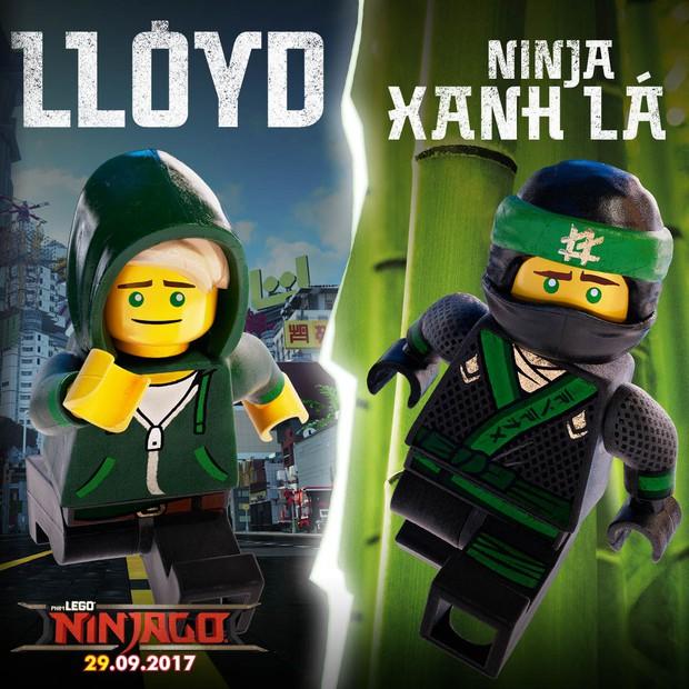 Tất tần tật về các nhân vật Ninja bá đạo trong The LEGO Ninjago Movie - Ảnh 1.