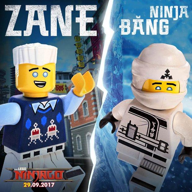 Tất tần tật về các nhân vật Ninja bá đạo trong The LEGO Ninjago Movie - Ảnh 7.