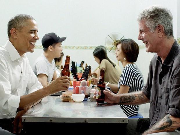 Niềm tự hào ẩm thực Việt: khi các vị nguyên thủ đến Việt Nam và chọn các món giản dị thế này - Ảnh 6.