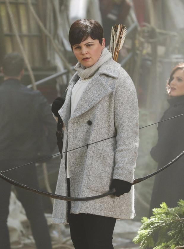 Đón chờ Once Upon a Time mùa 6 - Mùa cuối của nàng Emma Jennifer Morrison - Ảnh 3.