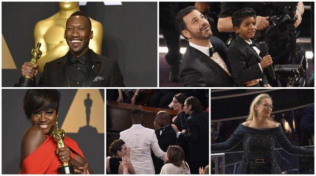 Scandal trao nhầm giải tồi tệ nhất lịch sử vẫn không thể giúp cứu rating cho Oscar 2017 - Ảnh 1.