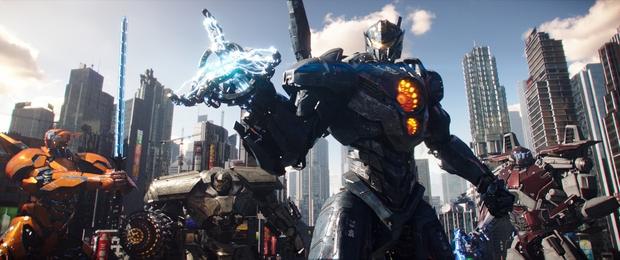 Người hâm mộ phấn khích với trailer cháy nổ y hệt Transformers của Pacific Rim Uprising - Ảnh 2.