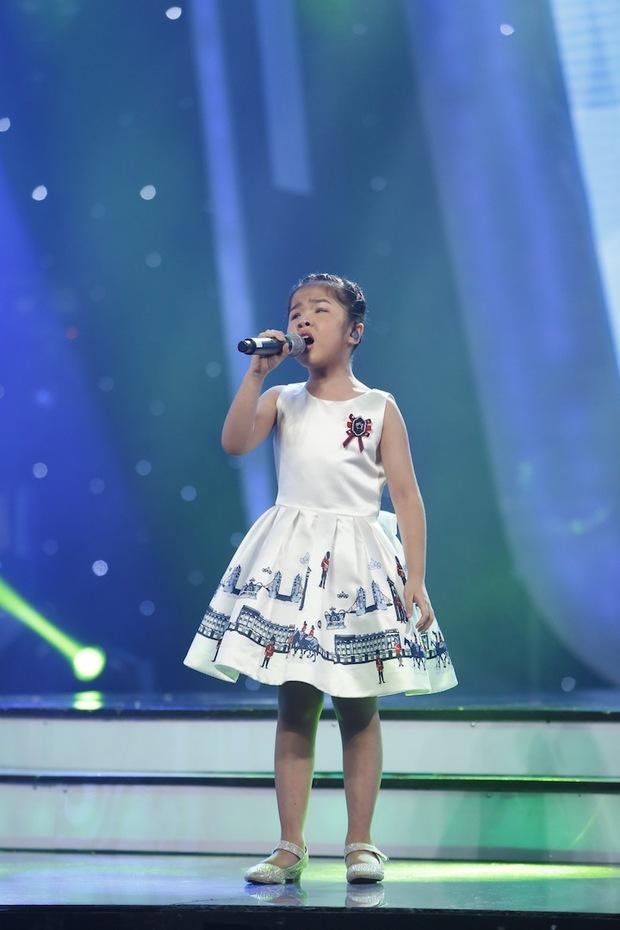 Vietnam Idol Kids: Cô bé khiếm thị dừng chân ngay trước Chung kết - Ảnh 5.