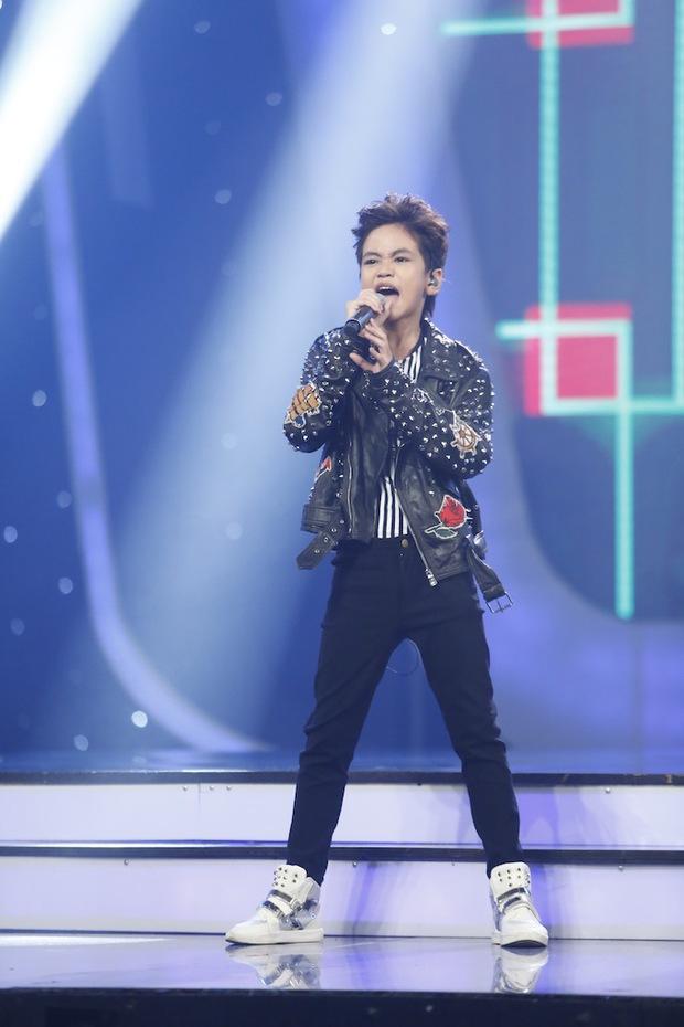 Vietnam Idol Kids: Các giám khảo đồng loạt rơi nước mắt khi cô bé này bị loại - Ảnh 7.