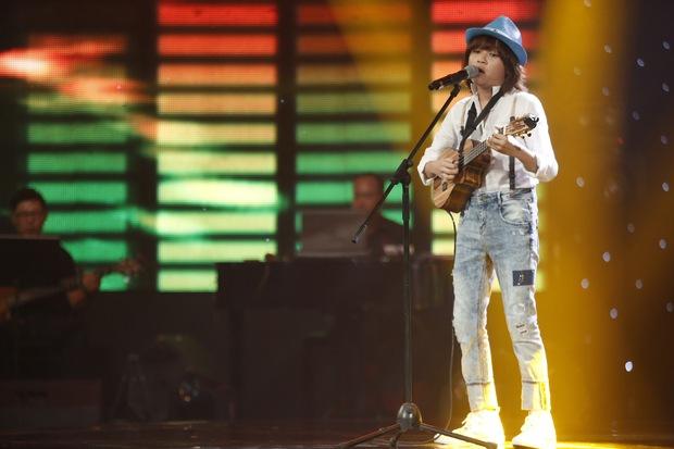 Vietnam Idol Kids: Cô bé khiếm thị dừng chân ngay trước Chung kết - Ảnh 9.
