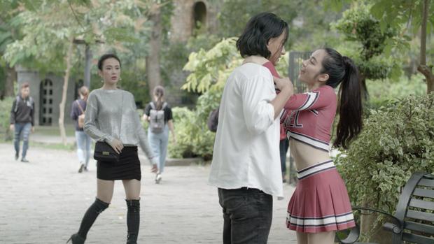 Glee Việt ngày mai: Angela Phương Trinh bắt gặp Hữu Vi lăng nhăng với Hòa Minzy - Ảnh 2.