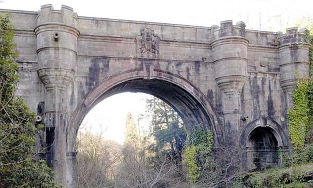 Cây cầu ma ám, hầu hết những chú chó đi ngang qua đều lao xuống tự sát - Ảnh 2.