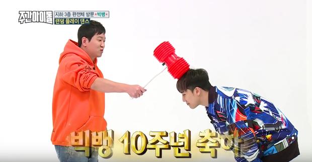 Chỉ còn 1 thành viên Big Bang nhớ cách nhảy hit Haru Haru sau 10 năm! - Ảnh 5.
