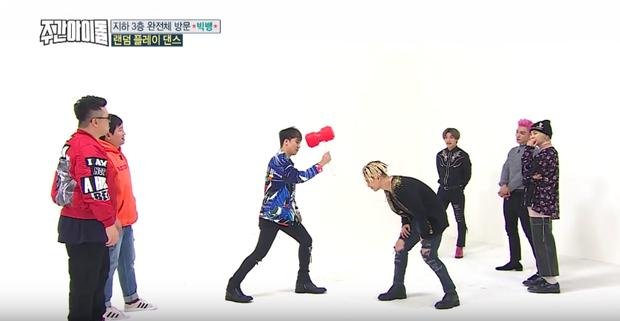 Chỉ còn 1 thành viên Big Bang nhớ cách nhảy hit Haru Haru sau 10 năm! - Ảnh 7.