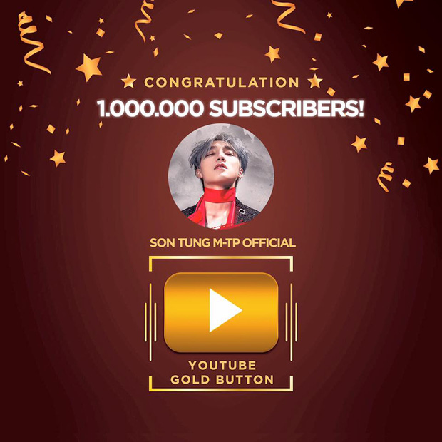 Có 1 triệu người theo dõi trên YouTube, Sơn Tùng sẽ kiếm được bao nhiêu tiền? - Ảnh 1.