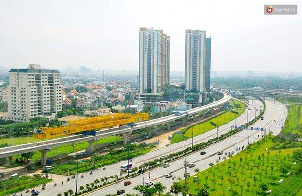 Hình ảnh bản đồ 8 tuyến Metro kết nối toàn thành phố: Người Sài Gòn ngóng tới lúc được đi lại tiện lợi, văn minh! - Ảnh 5.