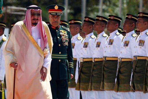 Vua Ả Rập Saudi mang 459 tấn hành lý đến Đông Nam Á - Ảnh 1.