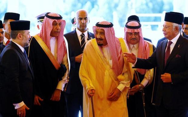 Vua Ả Rập Saudi mang 459 tấn hành lý đến Đông Nam Á - Ảnh 2.