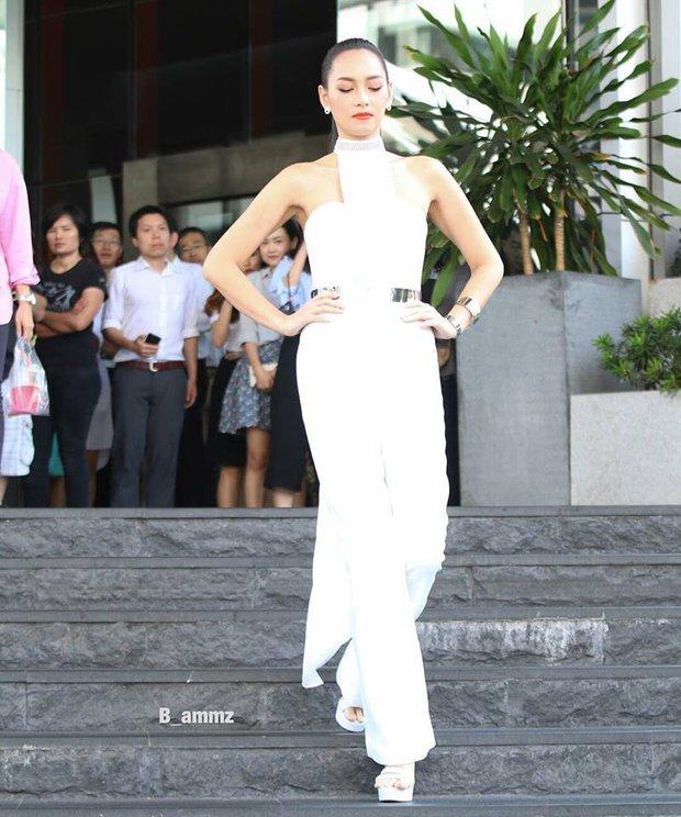 Căng thẳng cuộc chiến ngoại hình của 3 chị đại The Face Thái Lan hot nhất hiện nay - Ảnh 2.