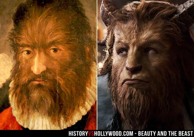 Bi kịch của Người sói Petrus - Nguyên mẫu của Người đẹp và quái vật - Ảnh 1.
