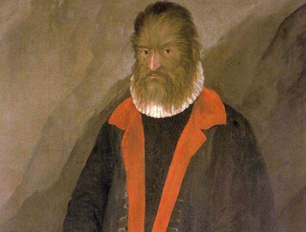 Bi kịch của Người sói Petrus - Nguyên mẫu của Người đẹp và quái vật - Ảnh 2.