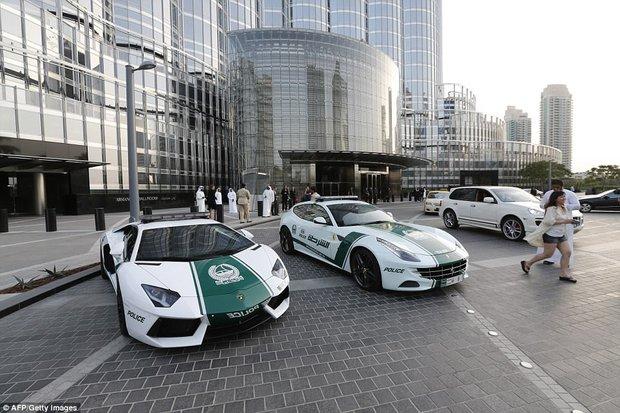 Đã có xe siêu xịn giờ còn nhanh nhất thế giới, cảnh sát ở Dubai đúng là sướng không ai bằng - Ảnh 3.