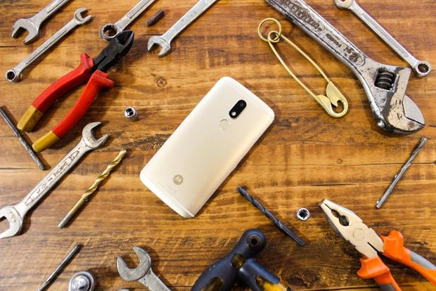 Lenovo Việt Nam ra mắt Moto M phân khúc tầm trung: thiết kế nguyên khối, phủ nano chống nước, camera 16 MP - Ảnh 2.