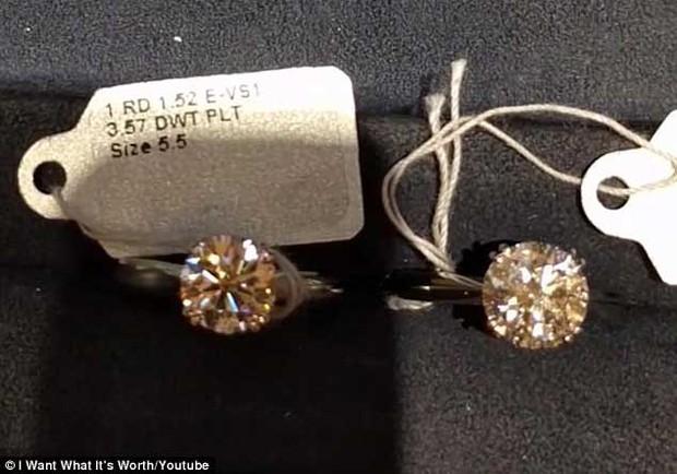 Phát hiện sốc ở các hiệu kim cương hàng đầu thế giới - Ảnh 1.