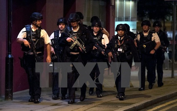 Tổ chức IS thừa nhận gây ra vụ tấn công khủng bố tại London - Ảnh 1.