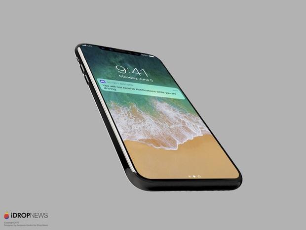 Mãn nhãn với iOS 11 chạy trên iPhone 8 được dựng lại từ tin đồn - Ảnh 1.