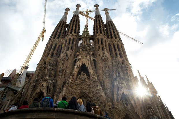 32 kiệt tác kiến trúc bạn nhất định phải nhìn thấy một lần trong đời - Ảnh 1.