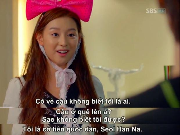 Kim Ji Won - Mỹ nhân sở hữu gương mặt thiên thần chuyên trị vai đanh đá - Ảnh 2.