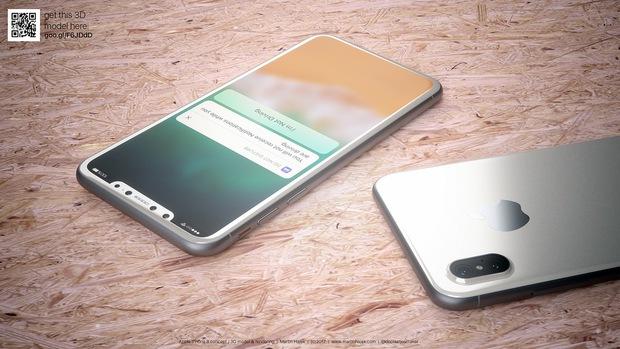 Tận mắt ngắm iPhone 8 màu đen và màu trắng đẹp rụng rời, bạn thích chiếc nào hơn? - Ảnh 7.