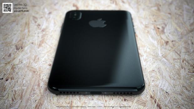 Tận mắt ngắm iPhone 8 màu đen và màu trắng đẹp rụng rời, bạn thích chiếc nào hơn? - Ảnh 11.