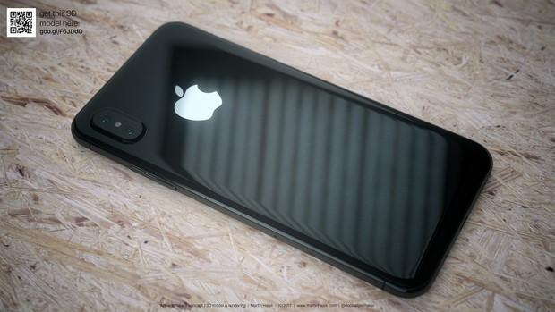 Tận mắt ngắm iPhone 8 màu đen và màu trắng đẹp rụng rời, bạn thích chiếc nào hơn? - Ảnh 12.