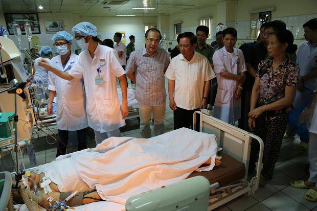 Thông tin bất ngờ vụ 8 người tử vong khi chạy thận - Ảnh 1.