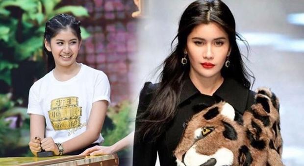 Vẻ đẹp ngọt ngào tựa nữ thần của hot girl Thái Lan không cần thả thính cũng khiến nhiều chàng trai tự đổ - Ảnh 2.