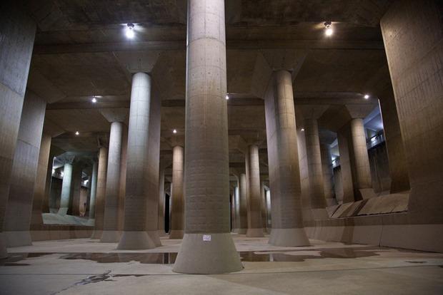 Điện thờ Pantheon dưới lòng đất Tokyo: Hệ thống thoát nước vĩ đại mang niềm tự hào của Nhật Bản - Ảnh 2.