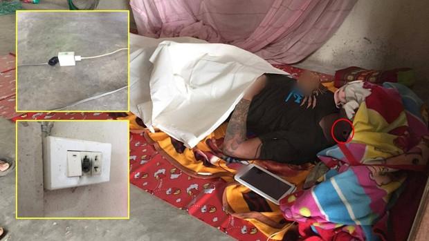 Nghe nhạc từ máy tính bảng đang sạc pin trong khi ngủ, chàng trai xấu số tử vong tại chỗ - Ảnh 1.