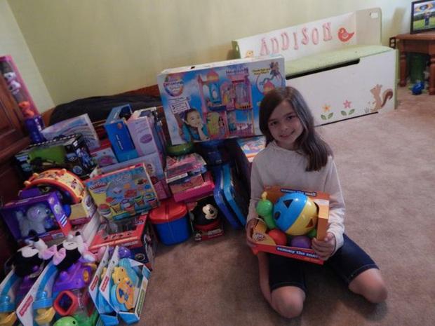 Con gái xin mẹ mua đồ chơi vào ngày sinh nhật nhưng việc con làm sau đó đã khiến mẹ không nói nên lời - Ảnh 2.