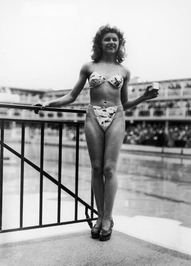Đây chính là bộ bikini đầu tiên trong lịch sử thế giới! - Ảnh 1.