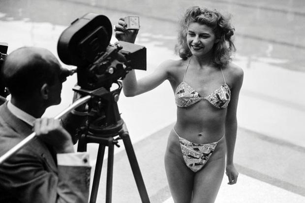 Đây chính là bộ bikini đầu tiên trong lịch sử thế giới! - Ảnh 2.