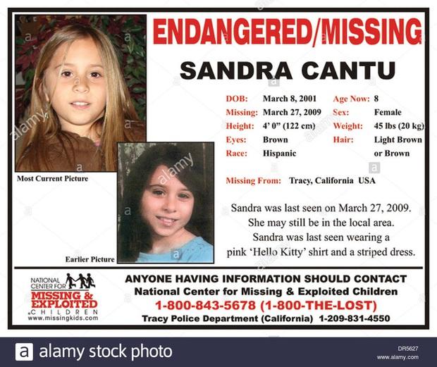 Bé gái 8 tuổi đột ngột mất tích và quá khứ đen rợn người của cô trông trẻ - Ảnh 2.
