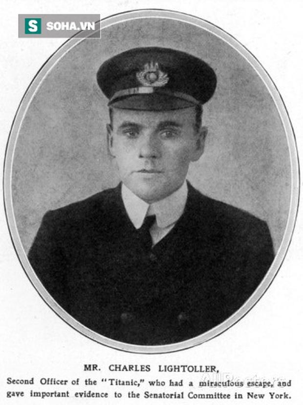 Giấu kín nửa đời người, cuối cùng thuyền phó tàu Titanic cũng tiết lộ bí mật chưa ai biết! - Ảnh 1.
