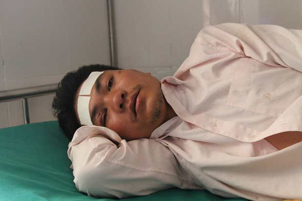 """Lũ quét khiến 14 người chết và mất tích ở Yên Bái: """"Trong chớp mắt tôi mất cả vợ và hai con"""" - Ảnh 1."""