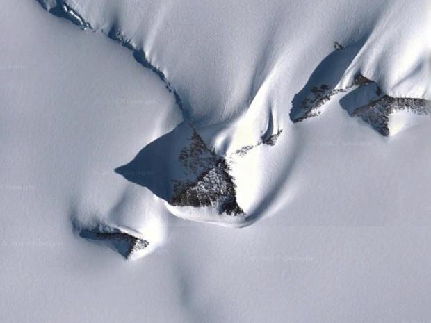 10 hình ảnh lạ lùng nhất có thể tìm thấy ngay trên Google Maps - Ảnh 3.