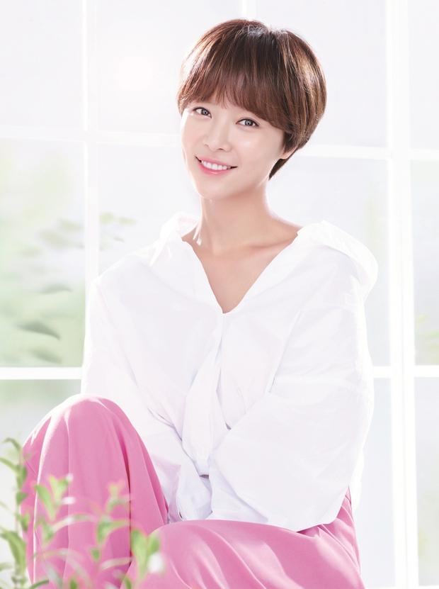 Nữ chính She was pretty Hwang Jung Eum đã hạ sinh con trai đầu lòng cho chồng CEO điển trai - Ảnh 1.